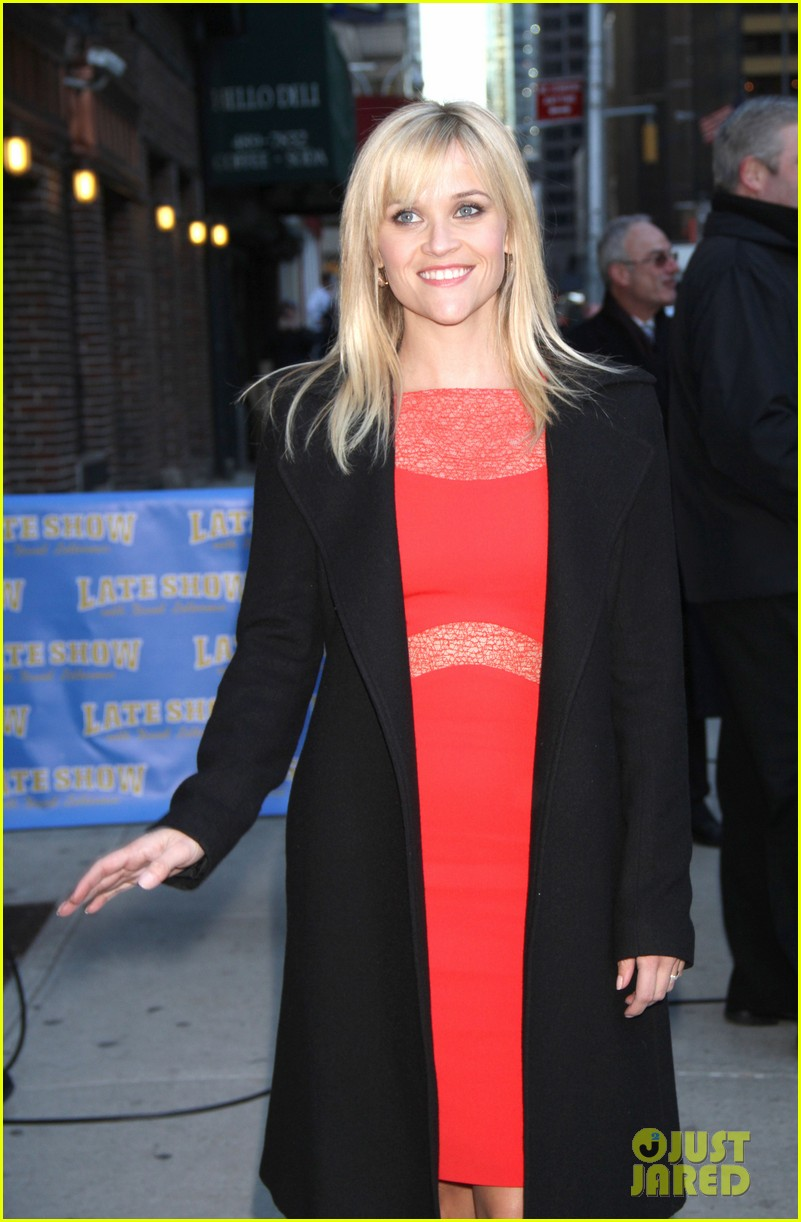 reese witherspoon david letterman 072628805