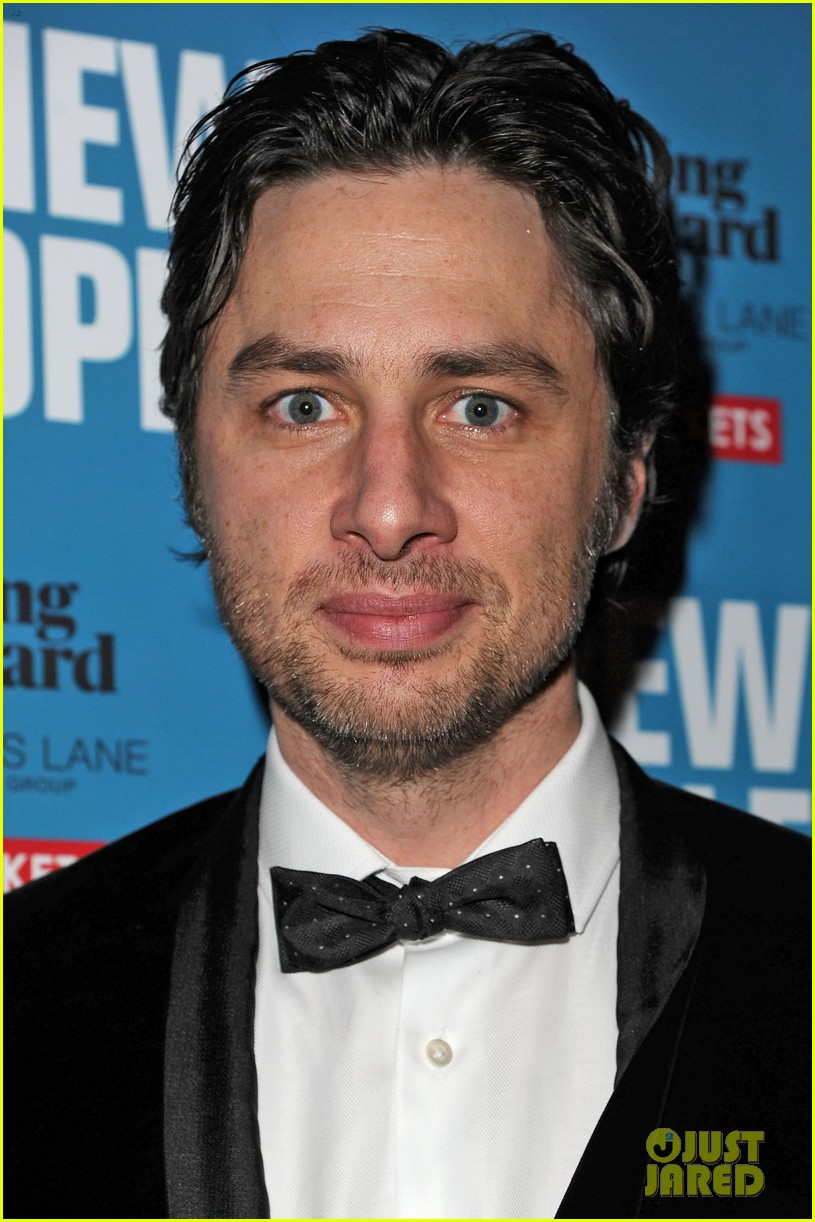 zach braff donald faison all new people 032634673