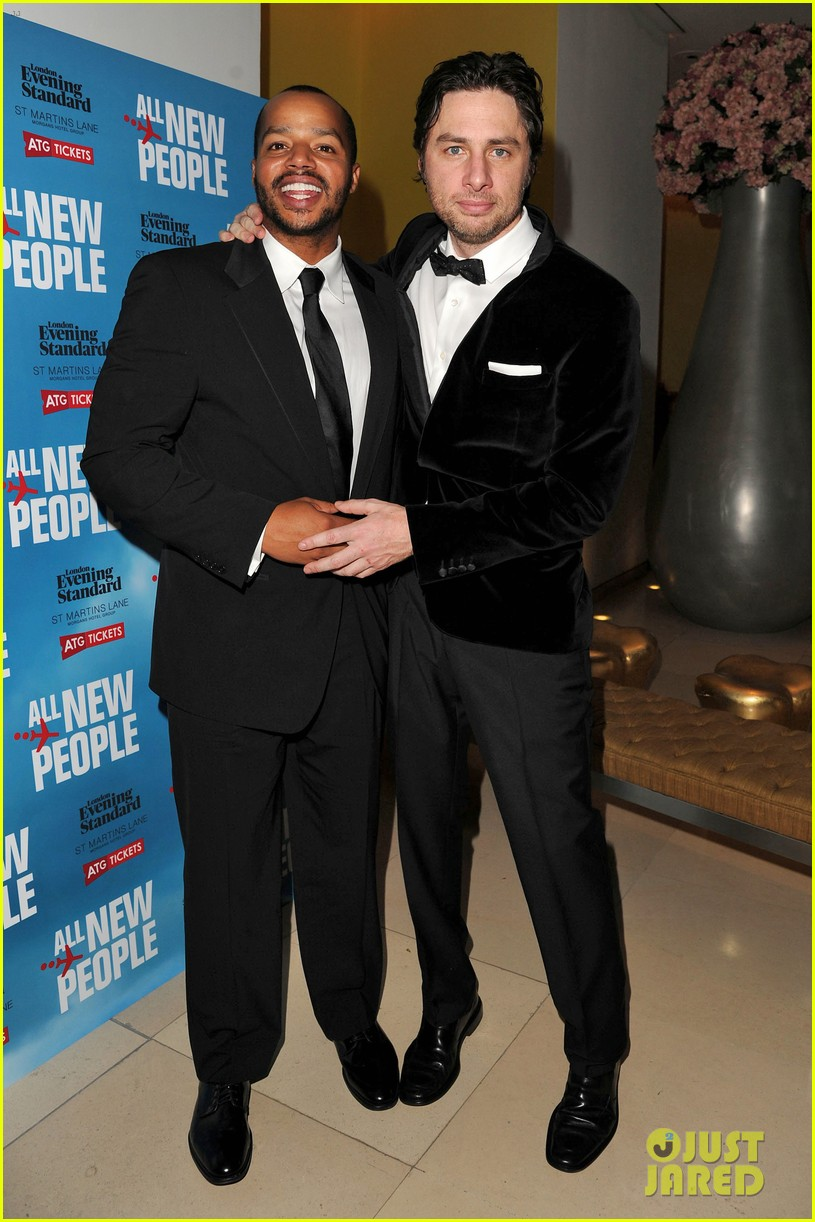 zach braff donald faison all new people 052634675