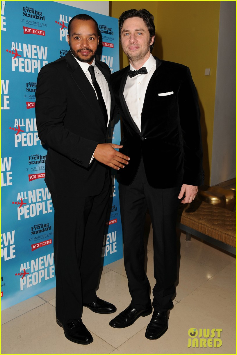 zach braff donald faison all new people 08