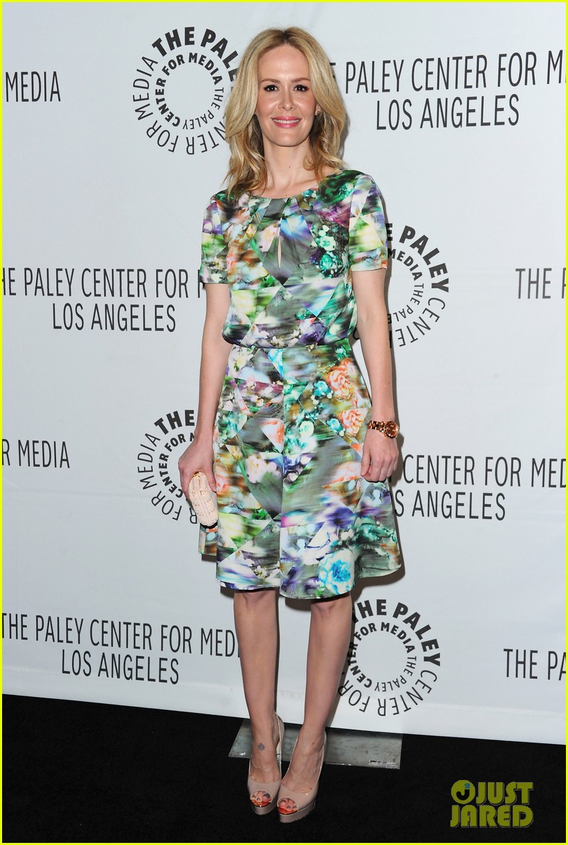 connie britton paley fest american horror story 082635576