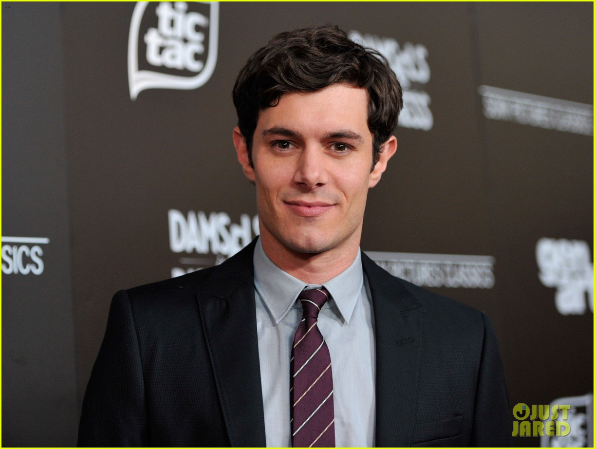 adam brody analeigh tipton damsels in distress premiere 022641188