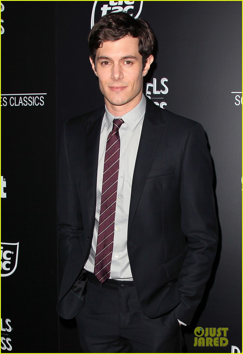 adam brody analeigh tipton damsels in distress premiere 072641193