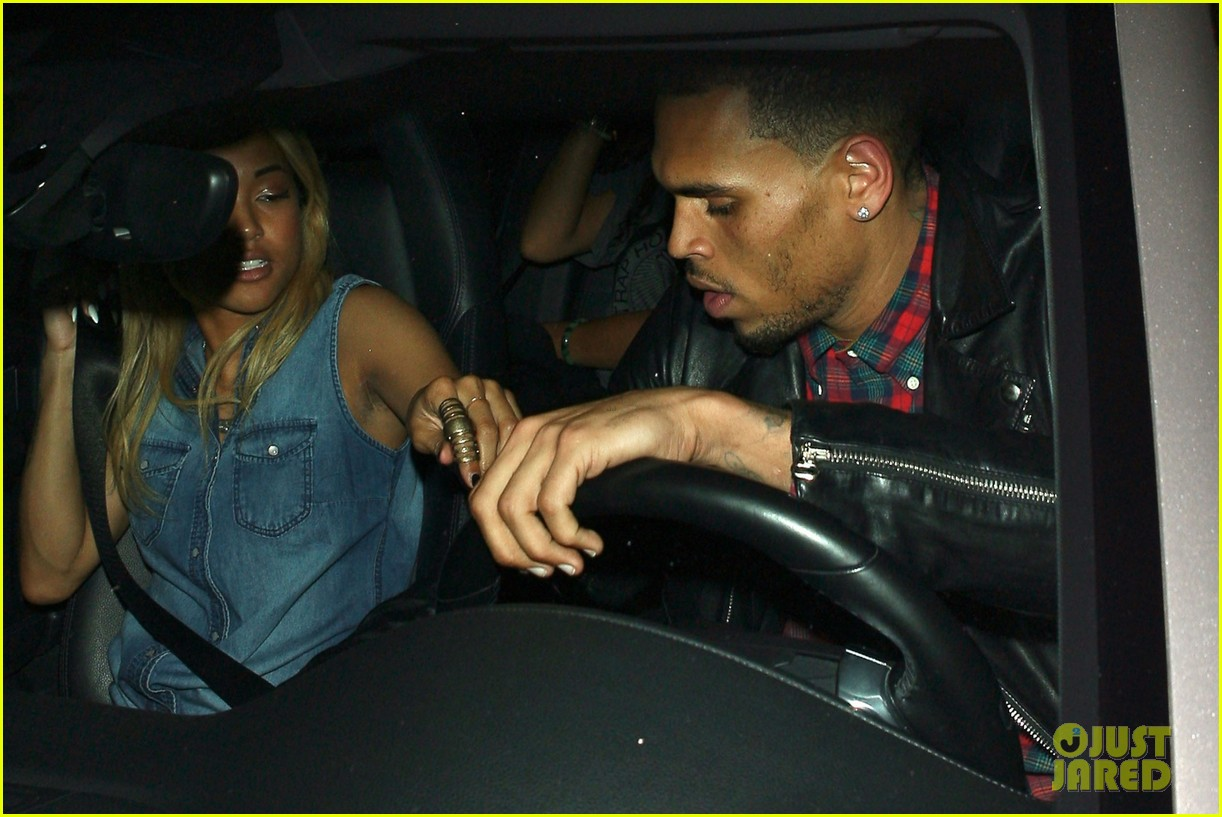 chris brown supperclub hollywood 012643903