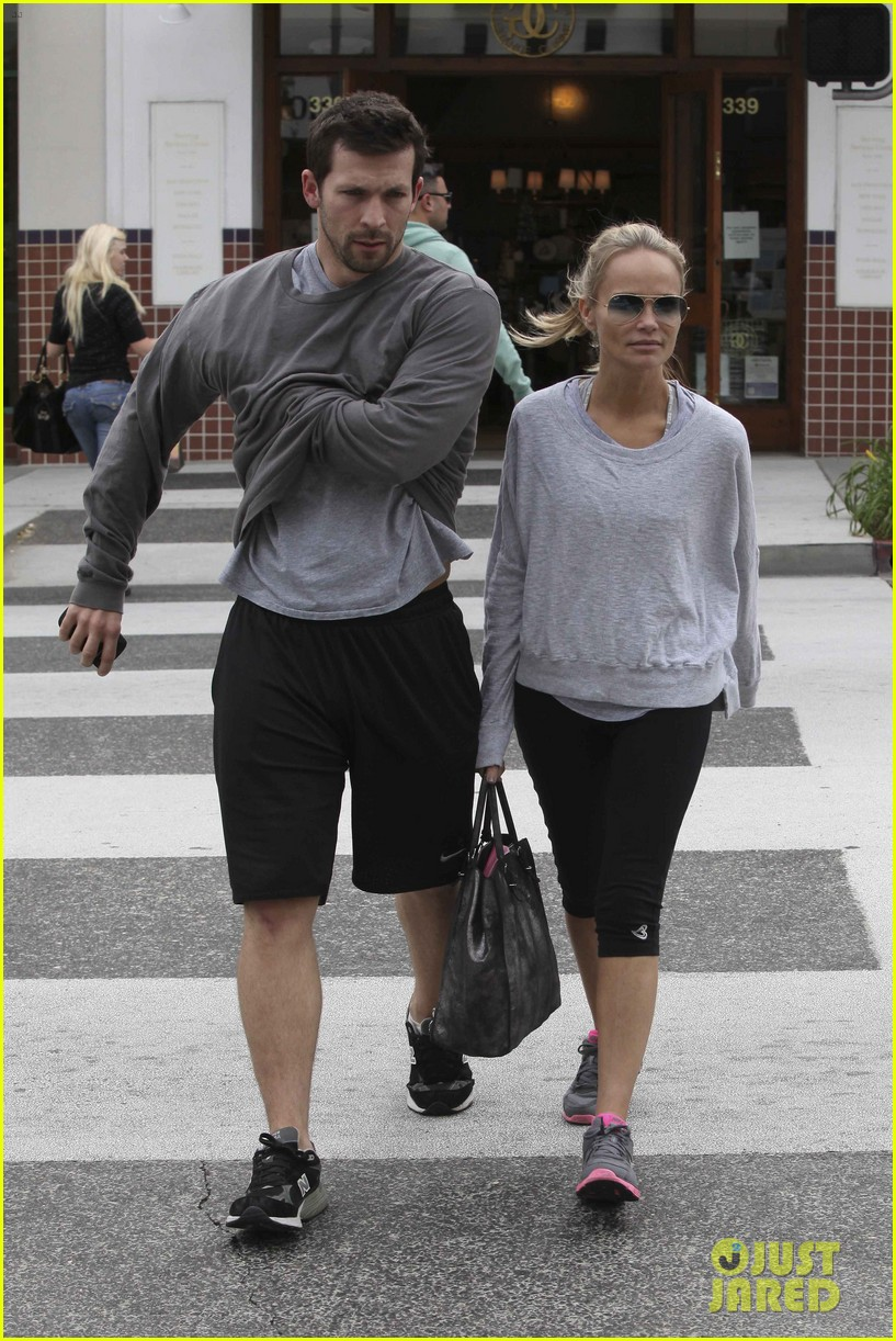 kristin chenoweth gym training day 04