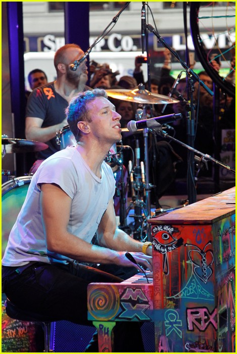 coldplay good morning america 05