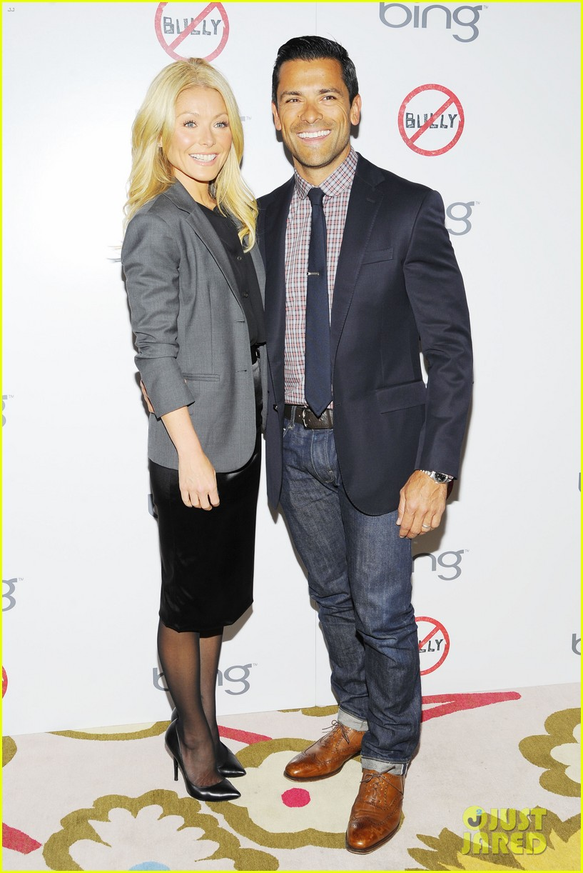 Anderson Cooper & Kelly Ripa: 'Bully' Screening!