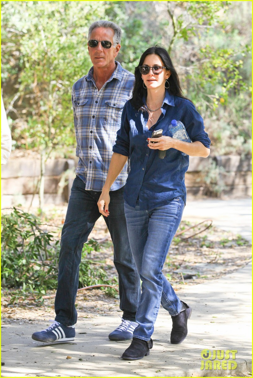 courteney cox cougar town location scouting 012635467