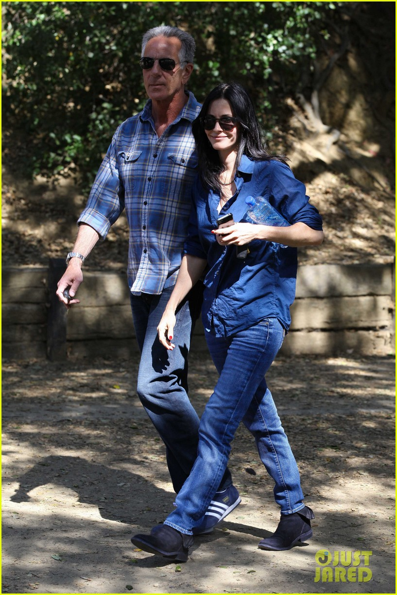 courteney cox cougar town location scouting 112635477