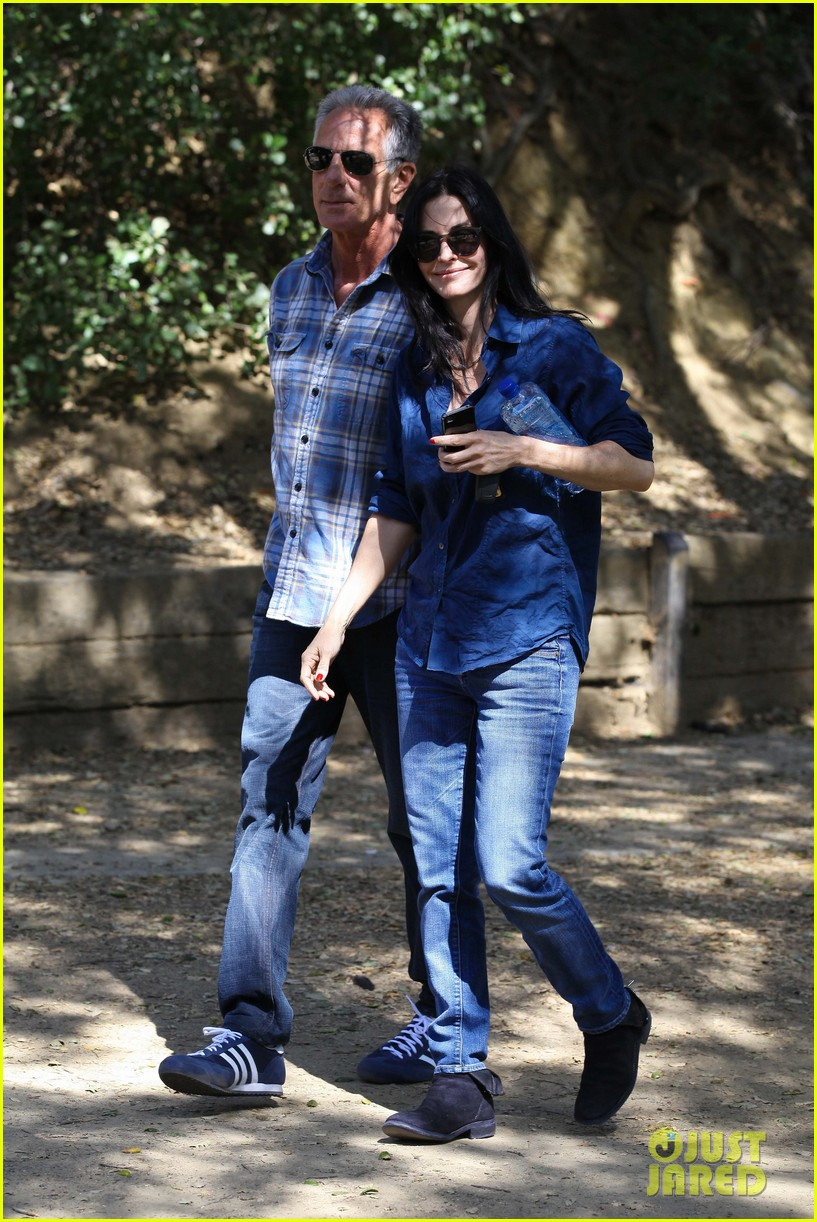 courteney cox cougar town location scouting 122635478