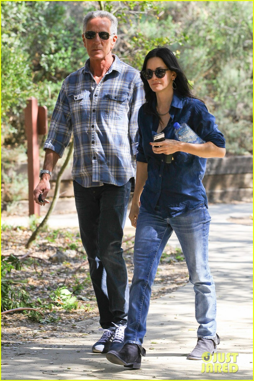courteney cox cougar town location scouting 16