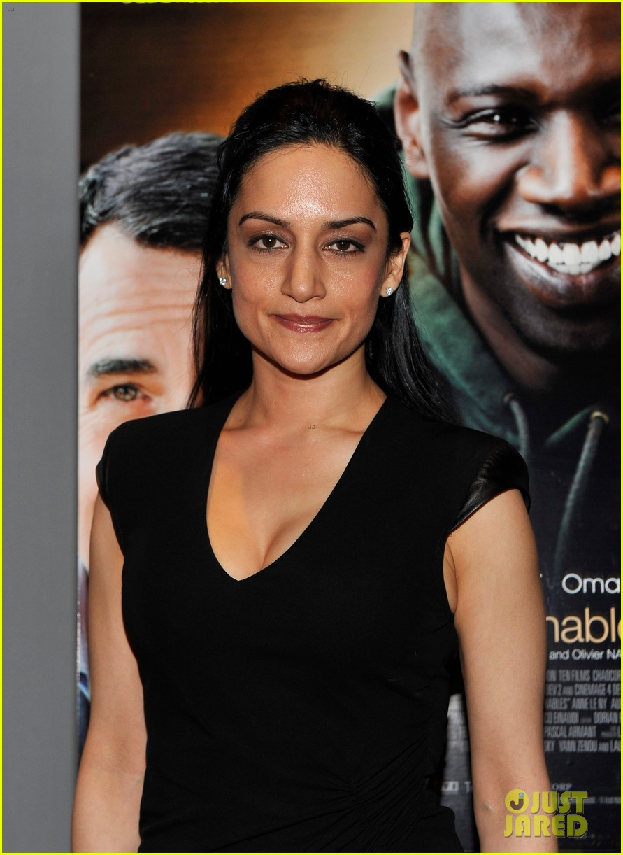 matt czuchry intouchables screening with archie panjabi 032635603