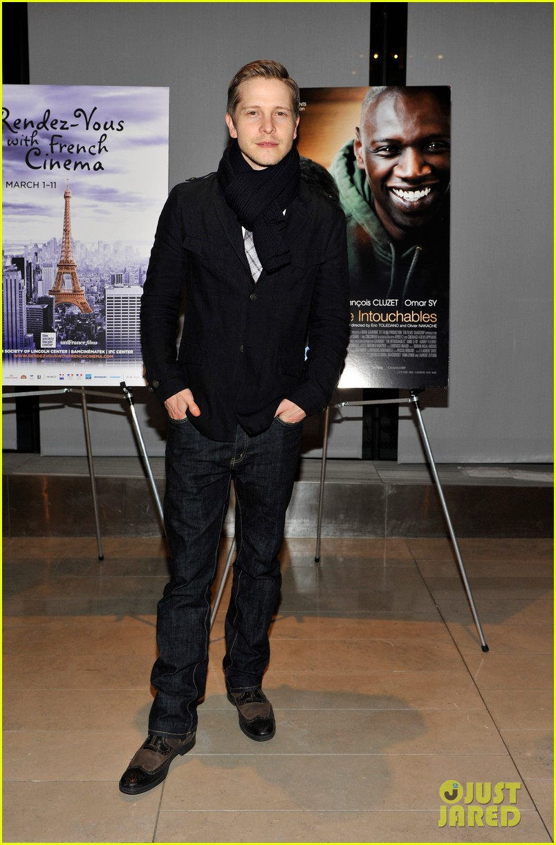 matt czuchry intouchables screening with archie panjabi 04