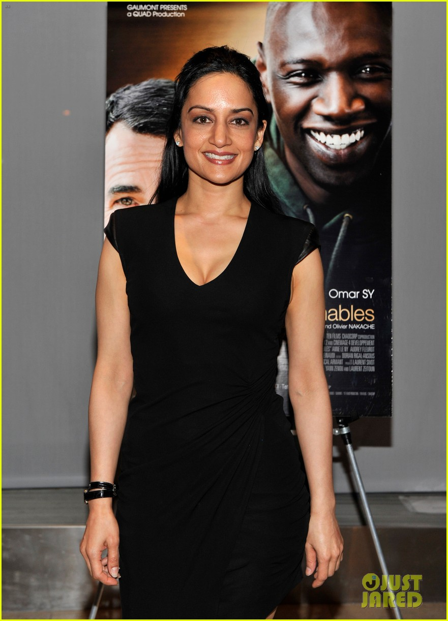 matt czuchry intouchables screening with archie panjabi 052635605