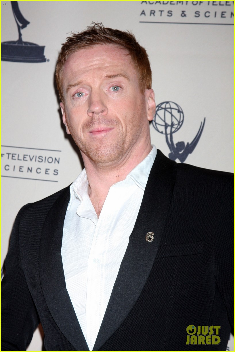 claire danes homeland panel with damian lewis 102641236