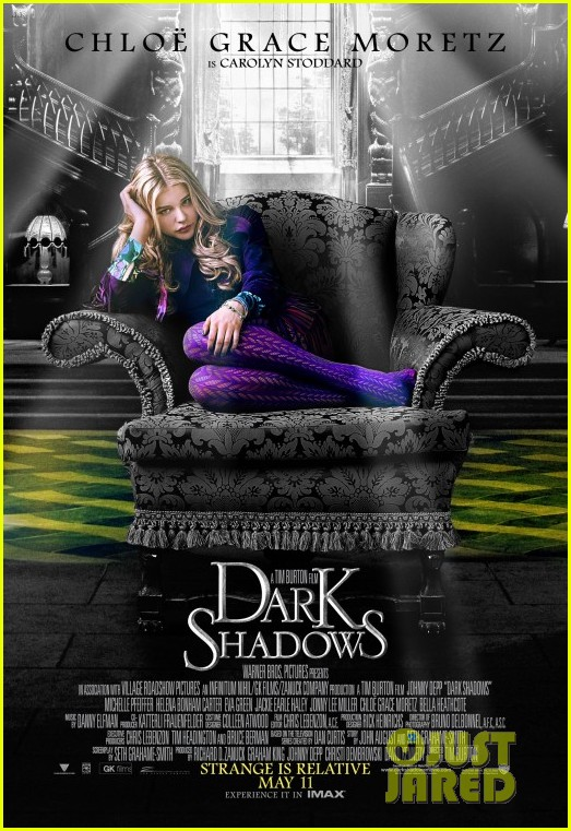 johnny depp new dark shadows posters 022643285