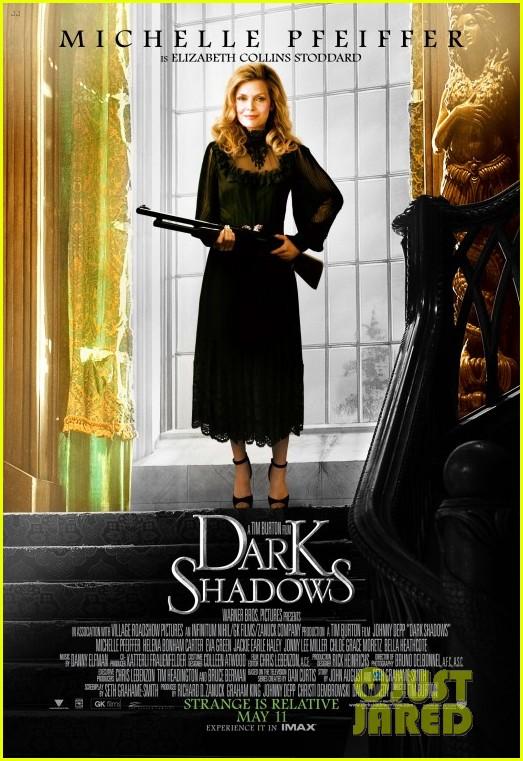 johnny depp new dark shadows posters 052643288