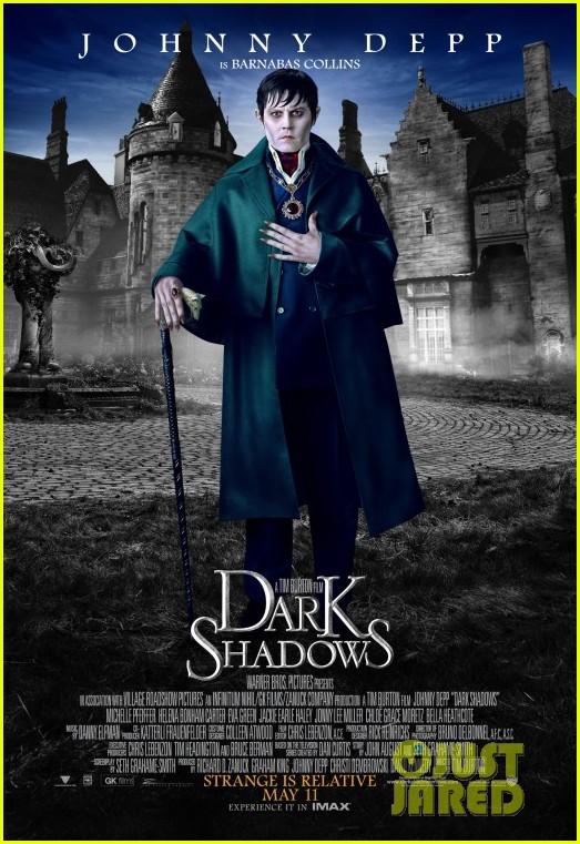 johnny depp new dark shadows posters 062643289