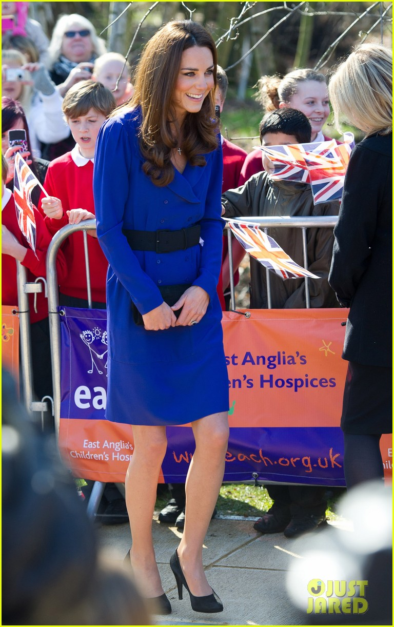 duchess kate childrens hospice 032640363
