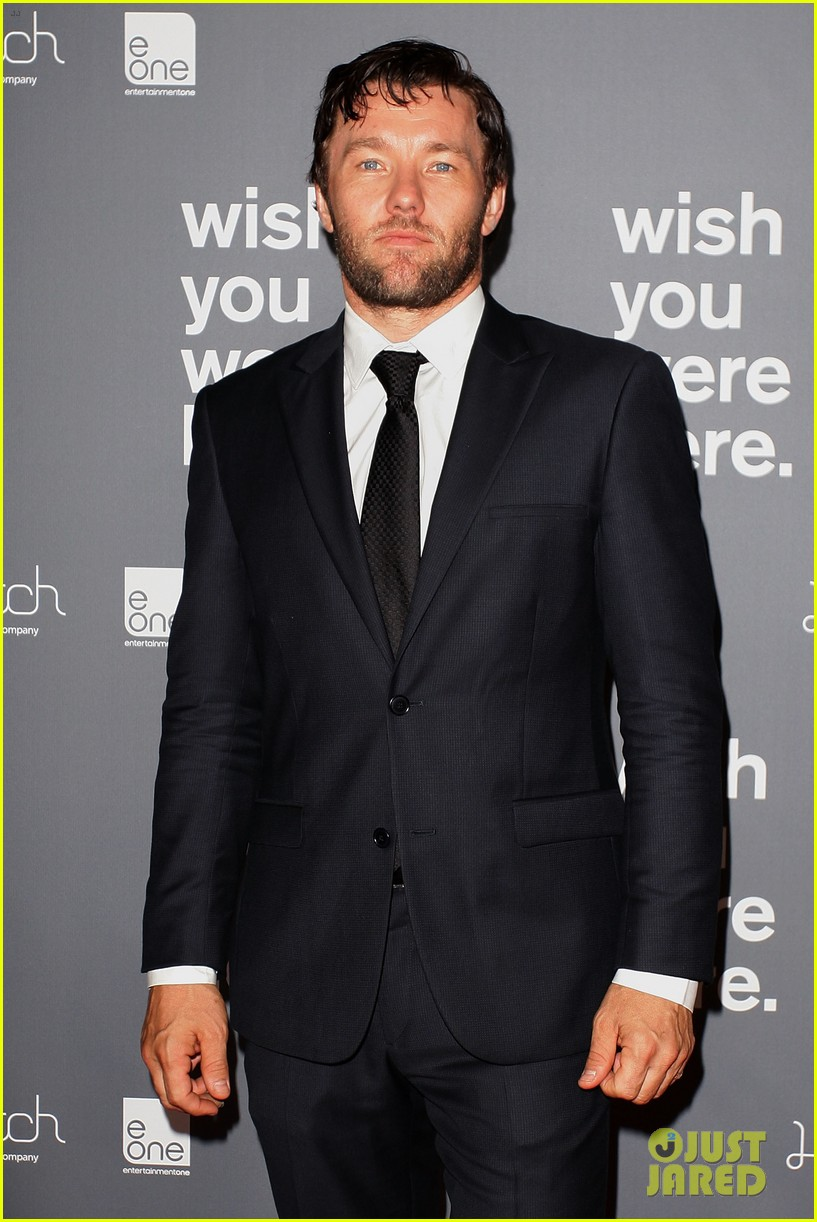 joel edgerton teresa palmer wish you were here premiere 012640347