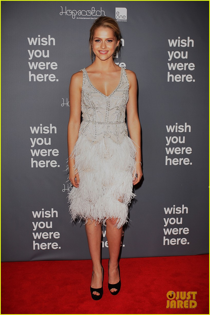 joel edgerton teresa palmer wish you were here premiere 02