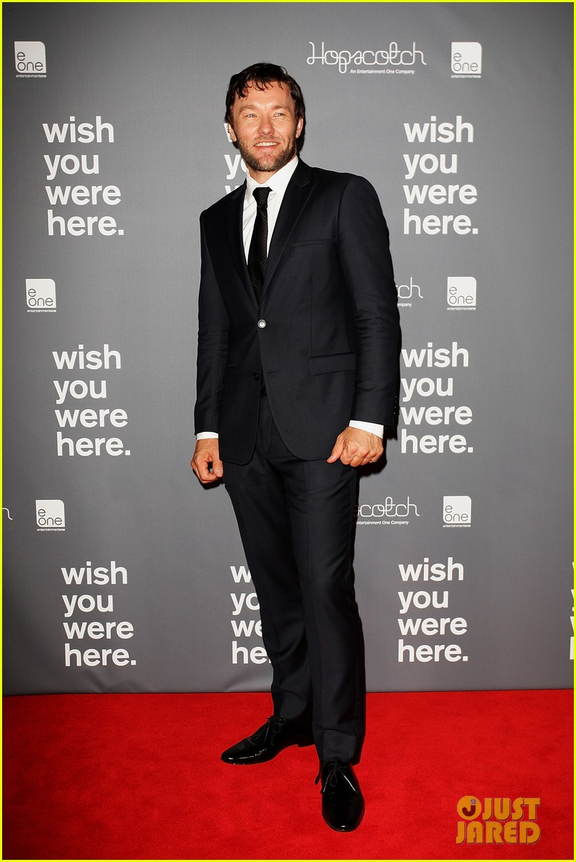 joel edgerton teresa palmer wish you were here premiere 062640352