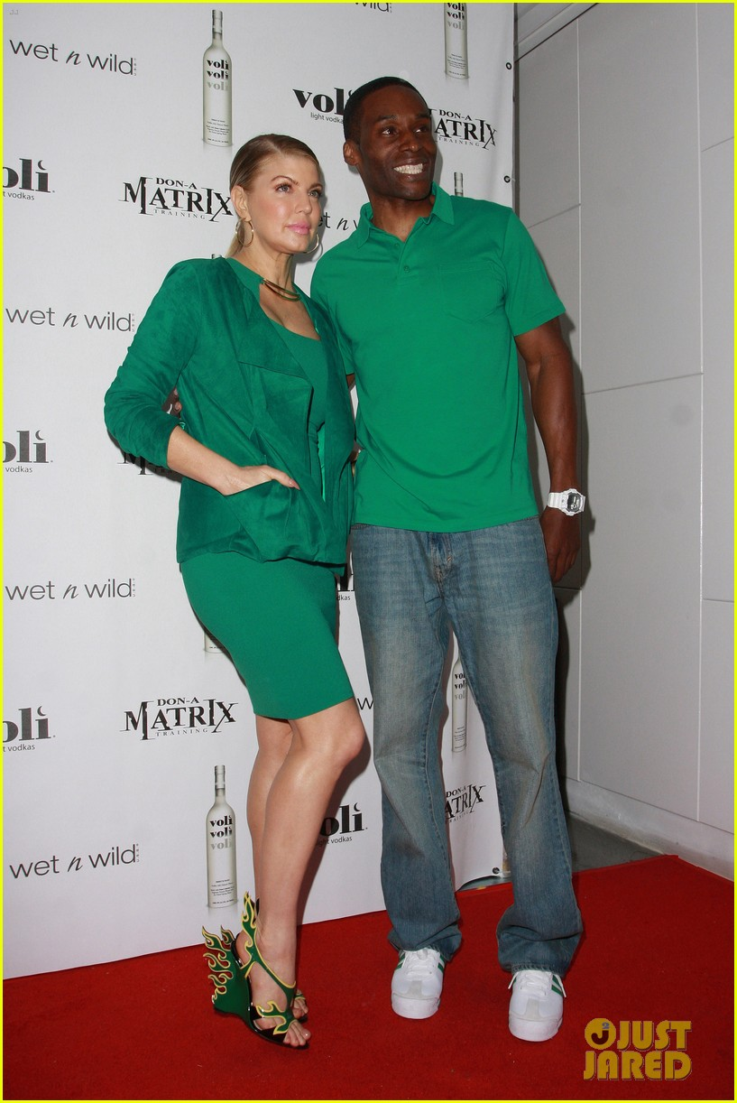 fergie don a matrix party 112640152