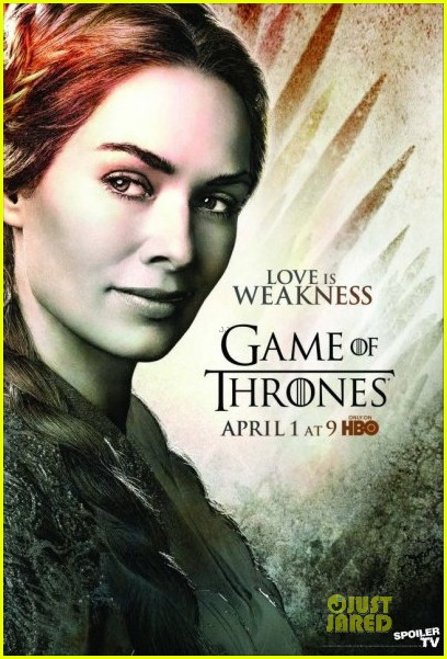 game of thrones character posters 02