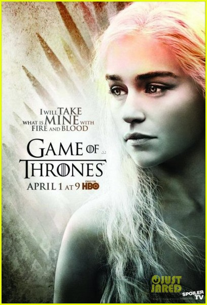game of thrones character posters 052643965