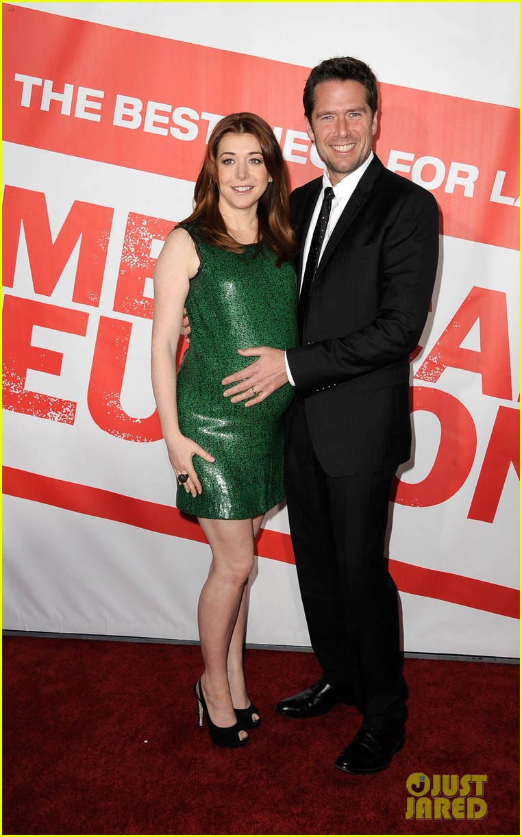 alyson hannigan weight