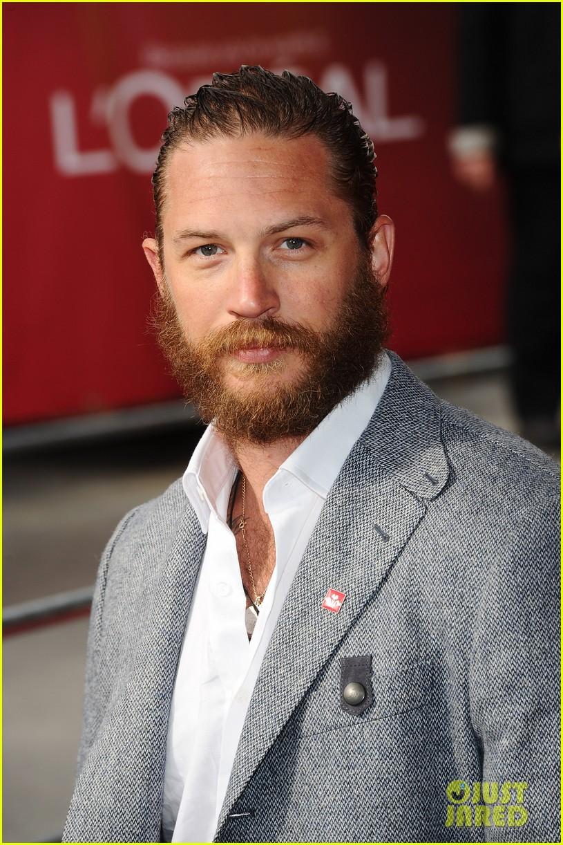 tom hardy beard princes trust 01
