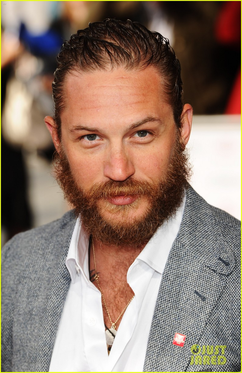 tom hardy beard princes trust 042638904