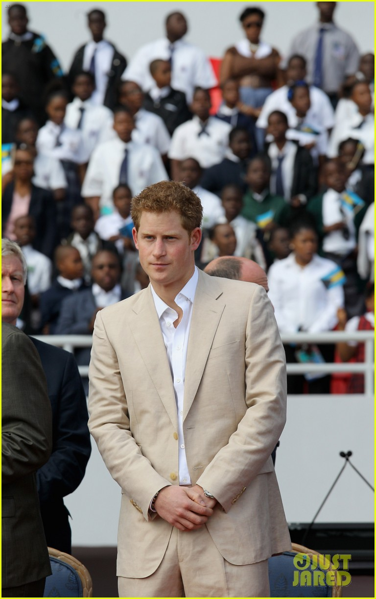 prince harry youth rally bahamas 09