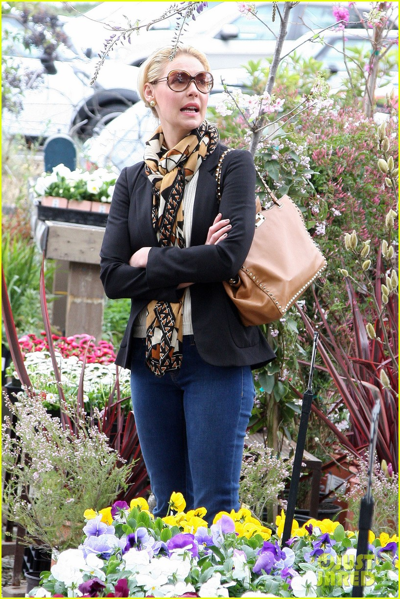 katherine heigl shopping josh kelley 11
