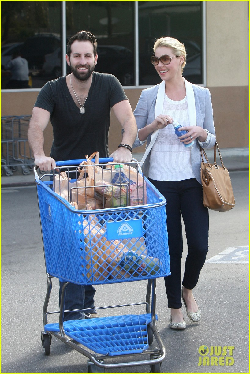 katherine heigl shopping josh kelley 232635127