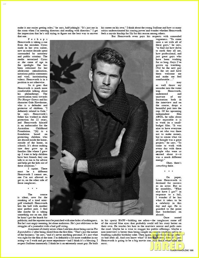 liam hemsworth covers flaunt magazine 102637827