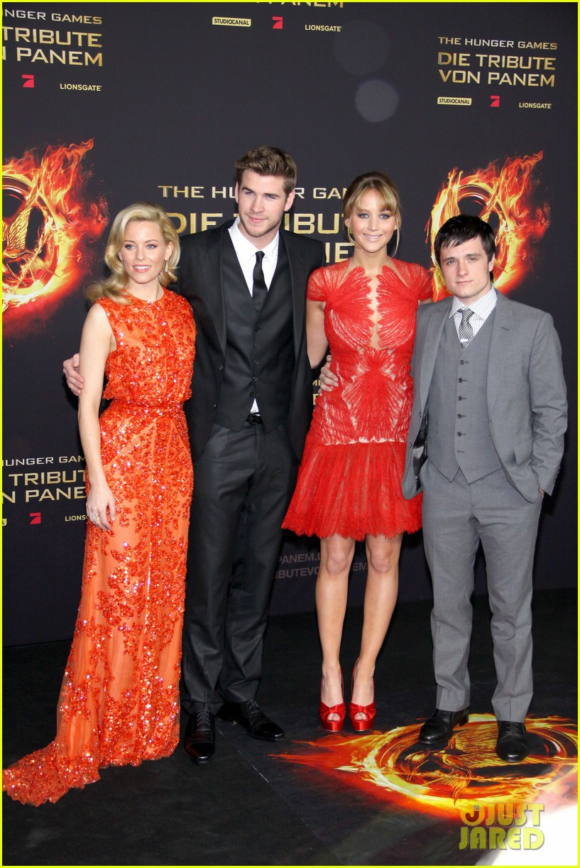 hunger games berlin premiere 01