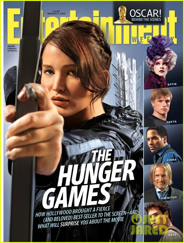 hunger games ew