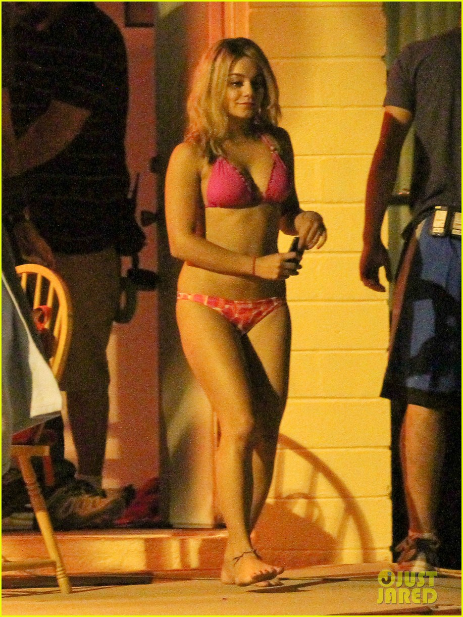 Have thought Vannesa hudgens in bikini
