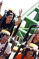 vanessa hudgens ashley benson soaking wet at busch gardens 03