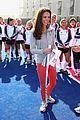 duchess kate middleton olympic park 10