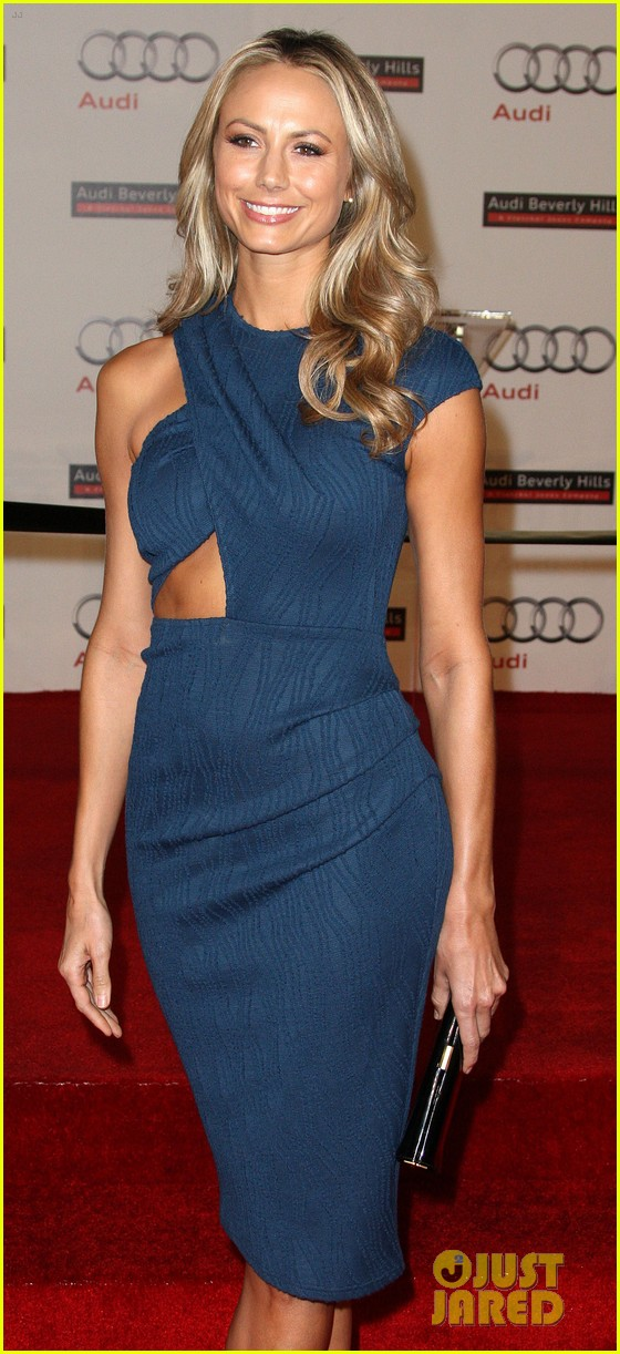 stacy keibler audi opening 012637433