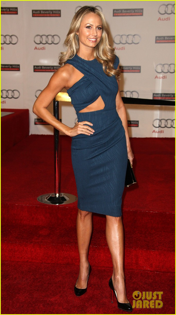 stacy keibler audi opening 032637435
