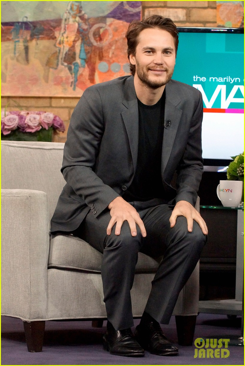 taylor kitsch marilyn denis show 052637555