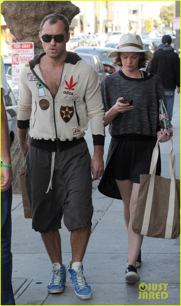 jude law ruth wilson new couple 022638367
