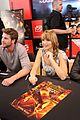 jennifer lawrence kicks off hunger games mall tour 13