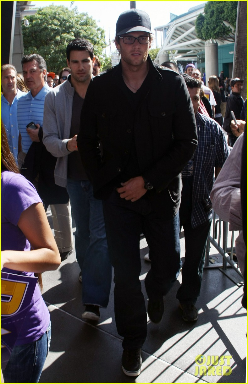 adam levine tom brady laker bros 01
