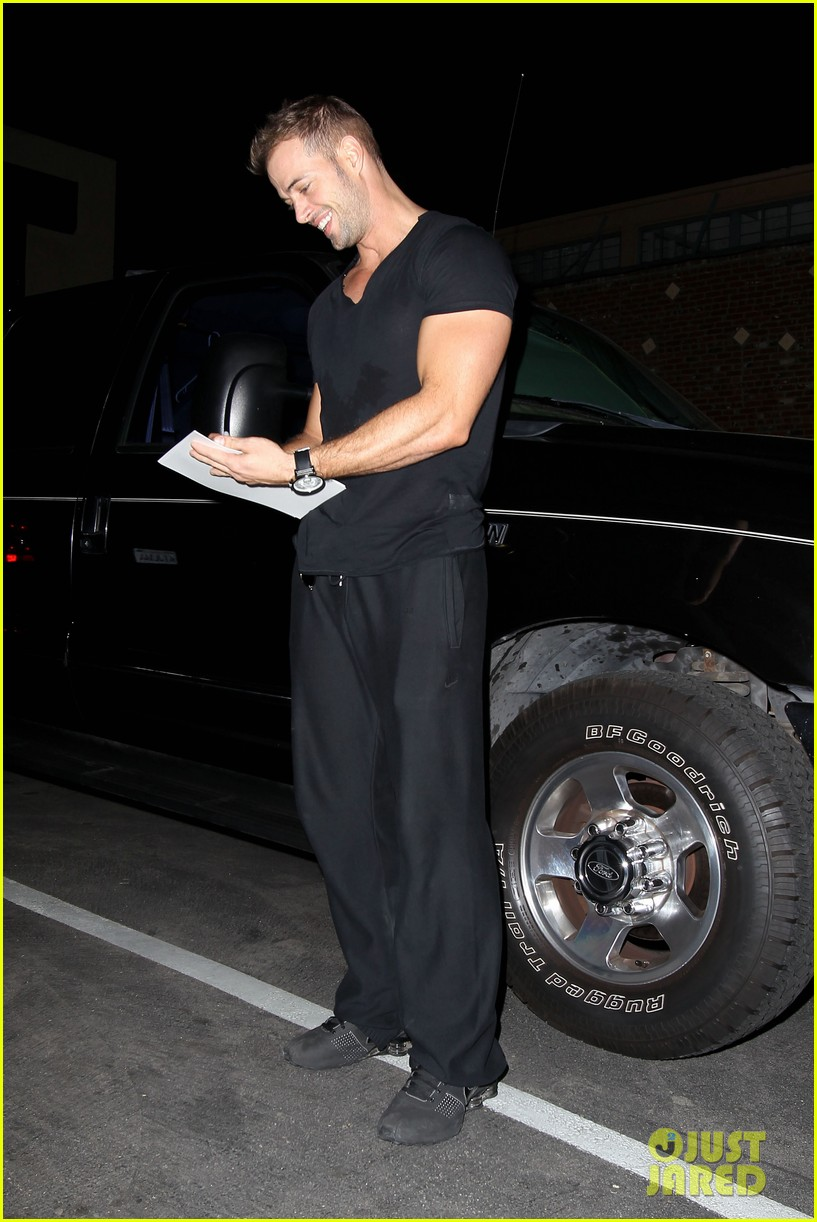 william levy after dwts 09