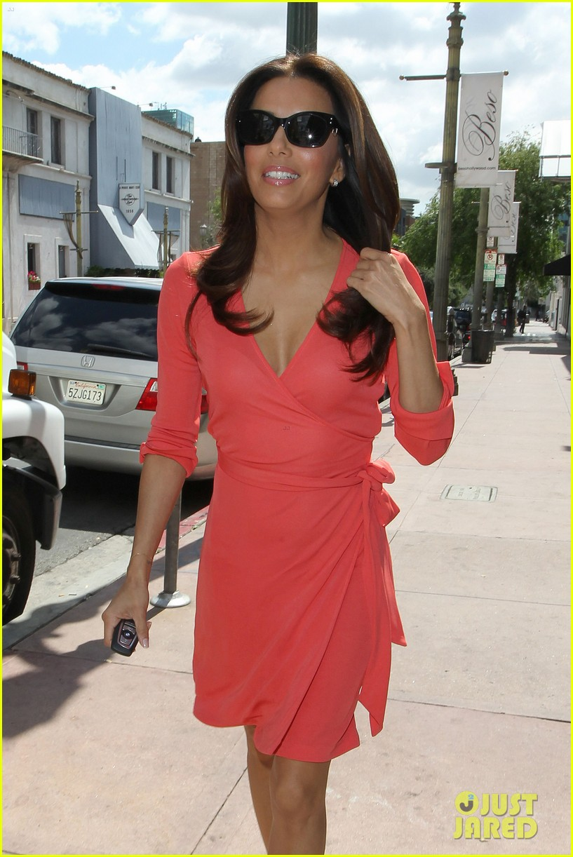eva longoria beso lunch 07