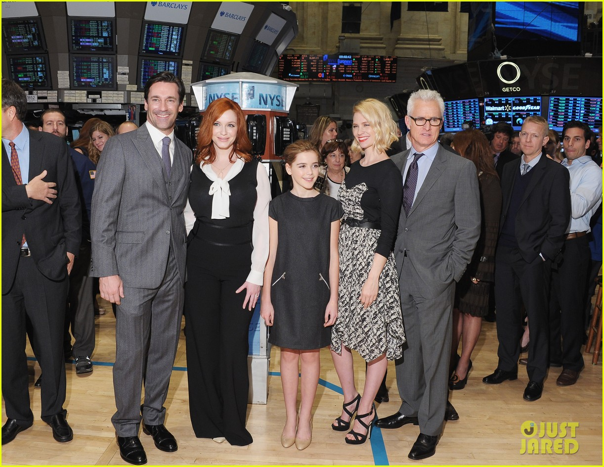 mad men timestalks stock exchange 01